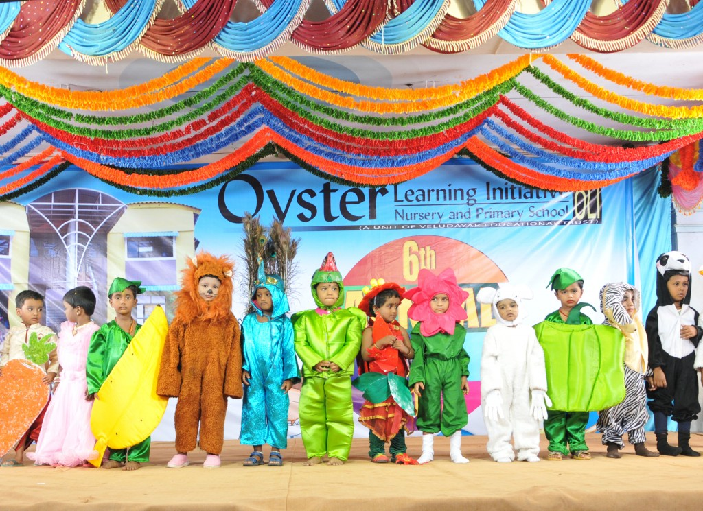 Oyster Sports Day'2014